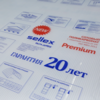 8мм прозрачный поликарбонат Sellex Premium 12 метров