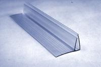Пристенный Профиль FP 4-6 прозрачный  6 м